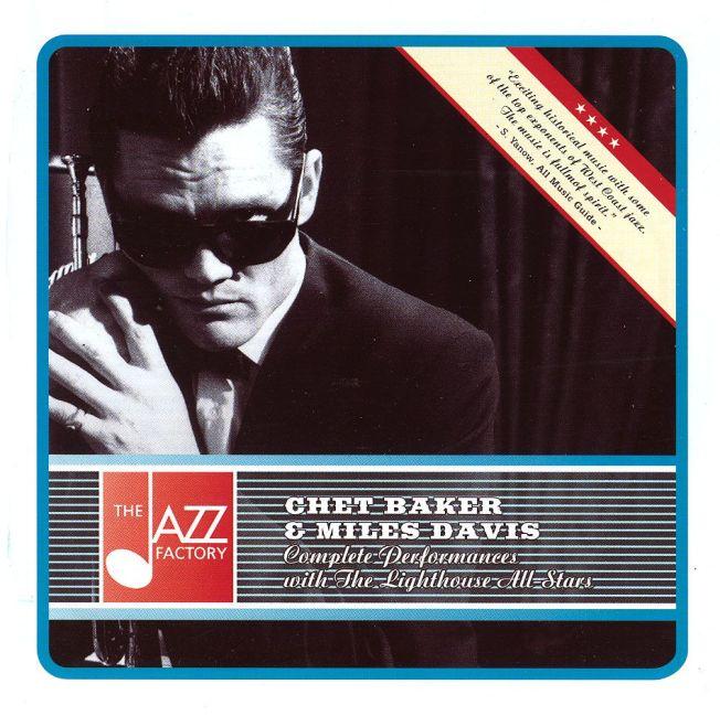 Chet Baker & Miles Davis Front