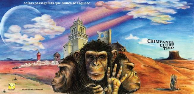 chimpanze_clube_trio_coisas_passageiras_que_nunca_se_esquece_cover