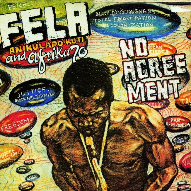 Fela Kuti - No Agreement - 1977